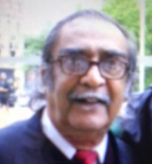 Dr. Emran Ali CCH, AA, FRCS    - Consultant Orthopaedic Surgeon  Principal Surgeon, Ministry of Health, Guyana (retired) - MBBS (UCWI, 1958) - Taylor Hall