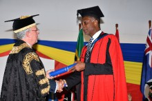 Dr. Michael Holding