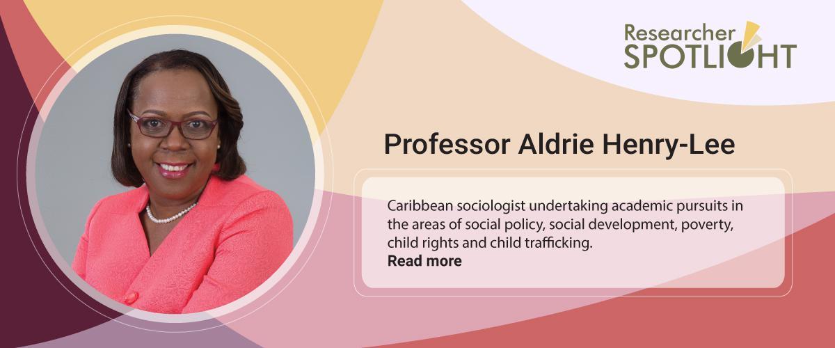 Professor Aldrie Henry-Lee
