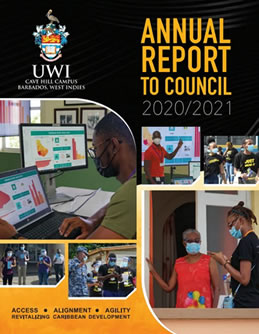 Cave Hill Campus annual report